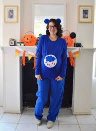 Carebear Halloween Costumes Diy Grumpy Bear Costume Cozy Reverie