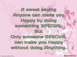 quote on someone special someone special quotes for him quotesgram