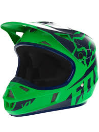kids motocross helmets fox florescent green 2016 v1 race kids mx helmet fox