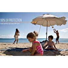 Beach Sun Umbrella Terra Nation Kau Kiri Beach Umbrella Buy And Offers On Swiminn