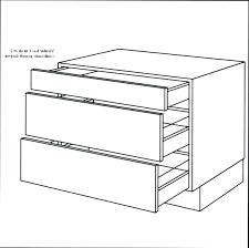 meuble tiroir cuisine meuble tiroir bas meuble tiroir cuisine ikea eclairage tiroir