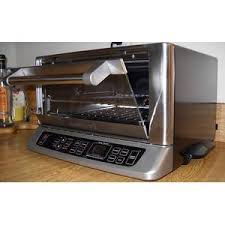 Cuisinart Exact Heat Toaster Oven Zooming In On The Popular Cuisinart Tob 155 Oven Reviews Hq