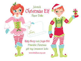 best photos of elf doll pattern printable template free