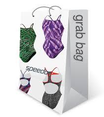 speedo women u0027s printed endurance one piece swimsuit grab bag at