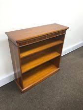 Mahogany Effect Bookcase Mahogany Furniture Ebay