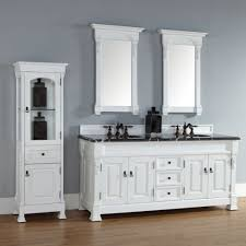 accessories and styles for elegant bathroom vanity with sink and
