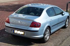 used peugeot 407 file peugeot 407 silver hr jpg wikimedia commons