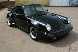 porsche black 1987 porsche 911 3 3 turbo black mint condition any inspection