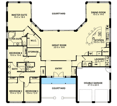 adobe style house plans plan 6793mg adobe style house plan with icf walls adobe pantry