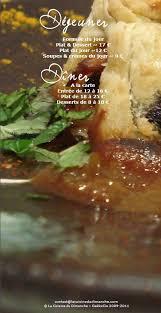 cuisine du dimanche avignon la cuisine du dimanche à avignon carte menu et photos