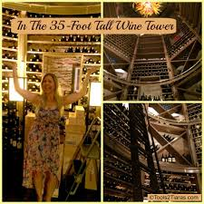 Donovan U0027s Steakhouse San Diego La Jolla Phoenix 35 Foot Wine Tower When I Dies And Went To Heaven Http