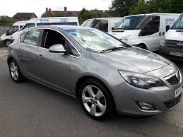 vauxhall astra 1 6 sri 5dr manual for sale in ellesmere port