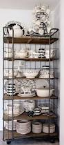 Storage Bakers Rack Elegant Bakers Rack With Storage Baskets Bakers Rack Shelf Storage