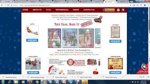 official letters from santa receive letters postcards certificates gifts from santa this