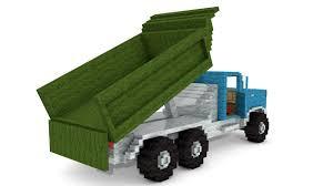 minecraft car model minecraft tipper