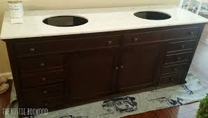 Design House Wyndham Vanity Used Bathroom Vanity White Painted Double Sink Vanity Small