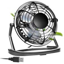 Small Desk Fans Ultra 4inch Usb Fans Plastic Third Gearportable Small Desk