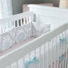 Gray And Pink Crib Bedding Pink And Gray Rosa Crib Bedding Pink And Grey Baby Bedding