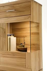 Esszimmer Schrank Highboard Sideboard Schrank Vitrine Wohnzimmer Esszimmer Kernbuche