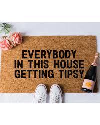 funny doormats incredible spring deals on tipsy doormat funny doormat welcome