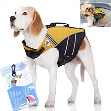 amazon com seadog pro dog life jacket s with clip on water