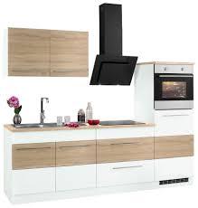K Henzeile Held Möbel Küchenzeile Mit E Geräten Trient Breite 240 Cm