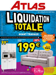 liquidation canapé atlas liquidation totale 2016