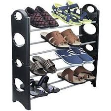 Shoe Rack by Shoe Rack Plastic Black Buy Shoe Rack Plastic Black At