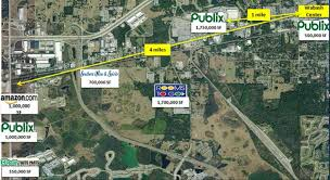 Lakeland Florida Map Wabash Shopping Center In Lakeland Florida U2013 Saunders Ralston
