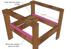 Plans For Wooden Outdoor Chairs by Ana White Simple Outdoor Lounge Chair Diy Projects