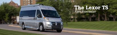 Rv Storage Plans The Pleasure Way Promaster Lexor Ts Pleasure Way Industries