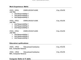 Resume Builder Template Microsoft Word Resume Builder Microsoft Word Select Template Heavy Cv Generated