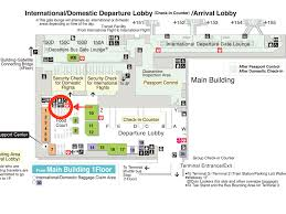 narita airport floor plan post boxes locations in airports to return your wifi