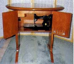 Singer Sewing Machine With Cabinet by Featherweight Fever Elusive Sewing Machine Cabinets And Tables