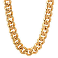 gold tone chain necklace images 24 inch gold chain men 39 s gold tone chain necklace 30 quot online jpg