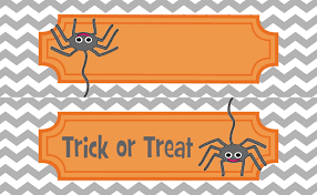 Printable Halloween Bags Free Printable Trick Or Treat Pouch U2014 Crafthubs