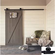 Vintage Sliding Barn Door Hardware by Barn Door Hardware Installation Instructions Enchanting Home Design