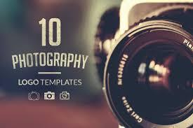 design photography logo photoshop 10 photography logo templates logo templates creative market