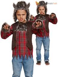 werewolf costume ebay