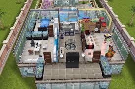 Sims Freeplay House Floor Plans House 2 2nd Floor Plan S I M S Pinterest