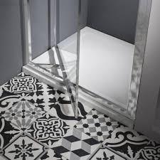 Infold Shower Door Simpsons Edge Infold Shower Door Bathrooms 4 U