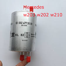 original eustein fuel filter 0024773001 mercedes w203 0024773101