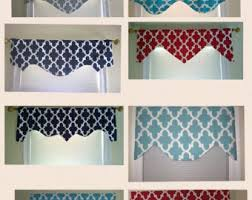 Blue Valances Window Treatments Gray Valance Window Treatment Gray Window Curtain