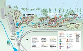 Keystone Resort Map Copper Lodging Map Cabin And Lodge