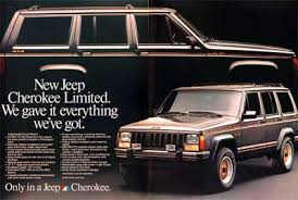 jeep cherokee xj sunroof xj day outtake jeep wagoneer limited the woody cherokee just won