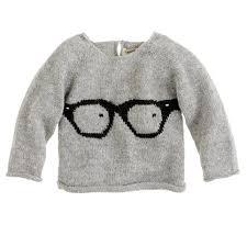 oeuf baby glasses sweater j crew in company j crew