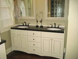 Bathroom Vanity Granite Top by Style Selections Morriston Distressed Java Undermount Single Sink
