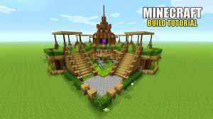 Minecraft Garden Ideas Minecraft Beautiful Garden Garden Decoration Ideas Underground