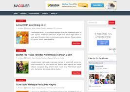 google blogger templates free template idea