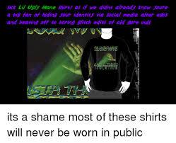 Das It Mane Meme - 25 best memes about lil ugly mane lil ugly mane memes